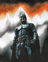 The Dark Knight by Kalmek182