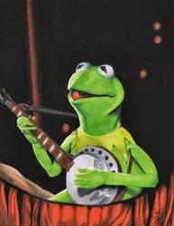 Kermit the Frog by Kalmek182