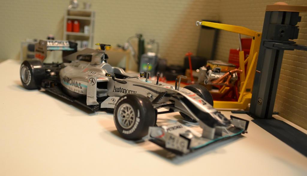 Nico Rosberg by Kalmek182