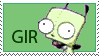 GIR stamp by LordGayness