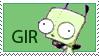 GIR stamp by LordGayness
