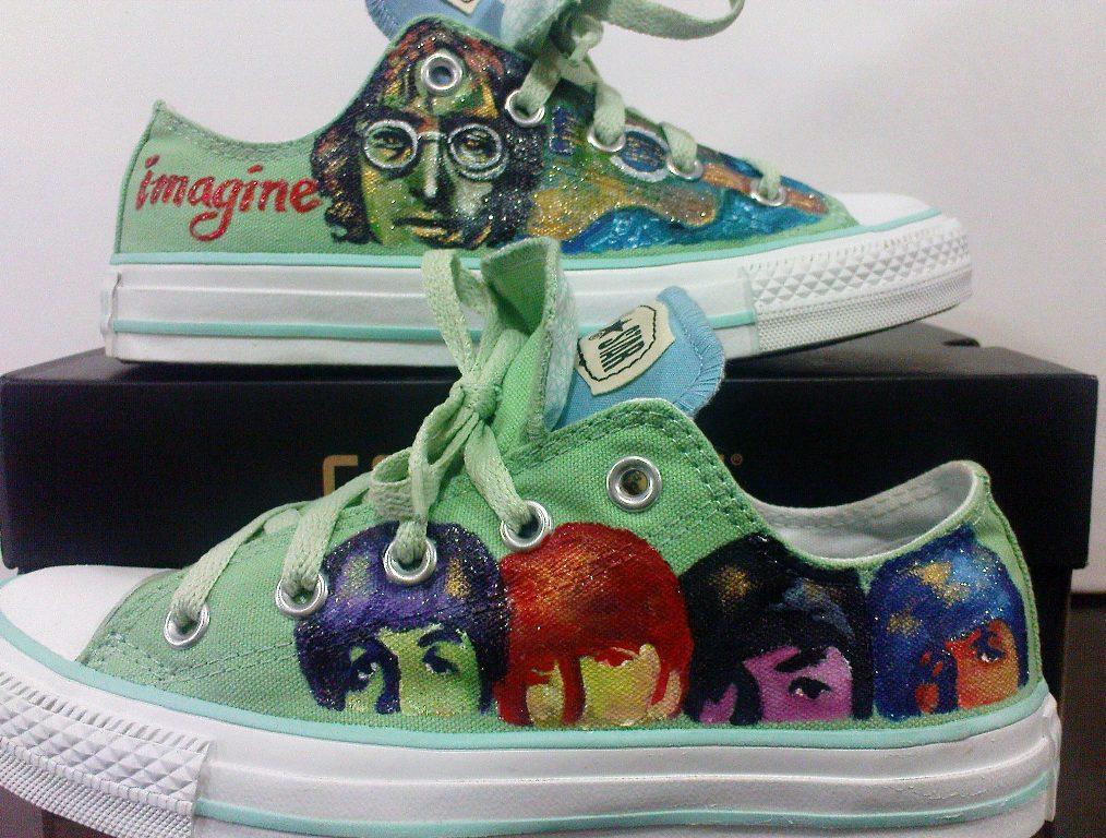 universo converse all star, de zapatillas y mas!