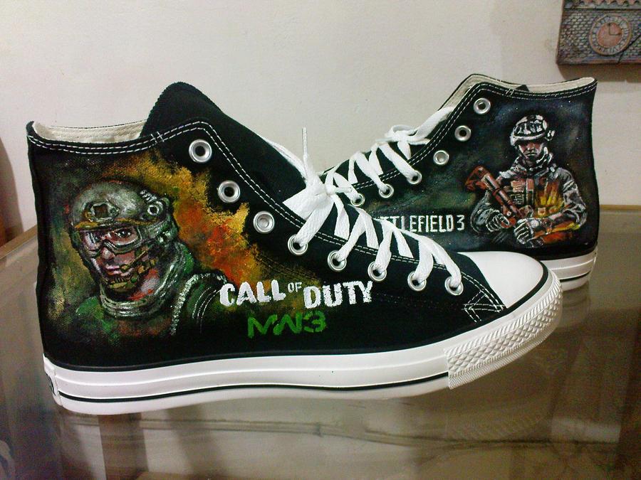 Call of Duty MW3 by alcat2021