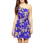 Dress I Think Is Cute But Would Not Wear- violets by CassidyLynne1