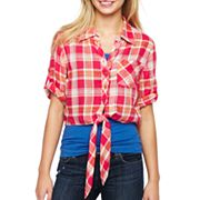 Shirt I Think is Cute but Would Not Wear- plaid by CassidyLynne1