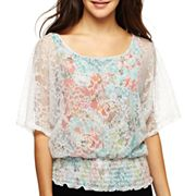 Shirt I Want- lace overlay, $18 by CassidyLynne1