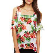 Shirt That I Want- floral, $15 by CassidyLynne1