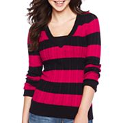 Sweater I want- cable knit $8 by CassidyLynne1