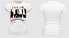 One Direction Shirt by CassidyLynne1