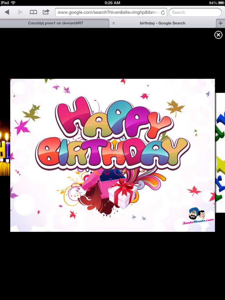Birthday countdown 3 by cassidylynne1 on deviantart - Birthday countdown wallpaper ...