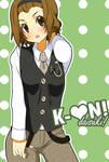 K-ON Daisuki - Kodona Green
