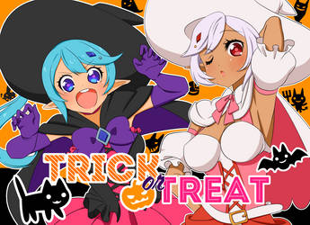 HW: Trick or treat! by Arechan