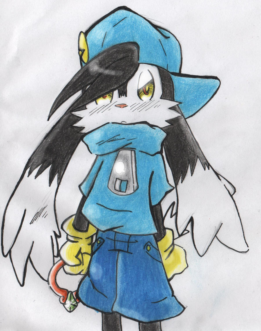 Klonoa the dream traveller by BanzaiLuffy