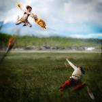 Archer vs Mage