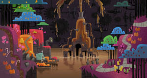 Monstroville BG: Candyland by pumml