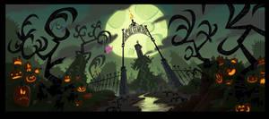 Monstroville Graveyard BG