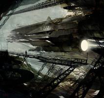 Spaceport by JohnoftheNorth