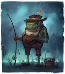 Fisher Frog