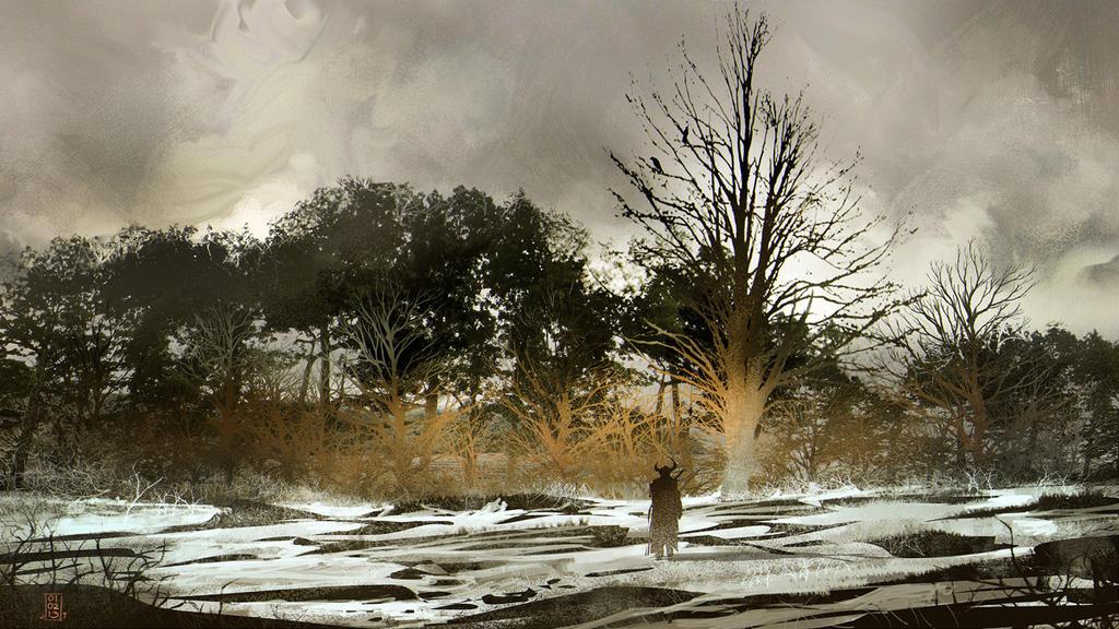 Silence by JohnoftheNorth