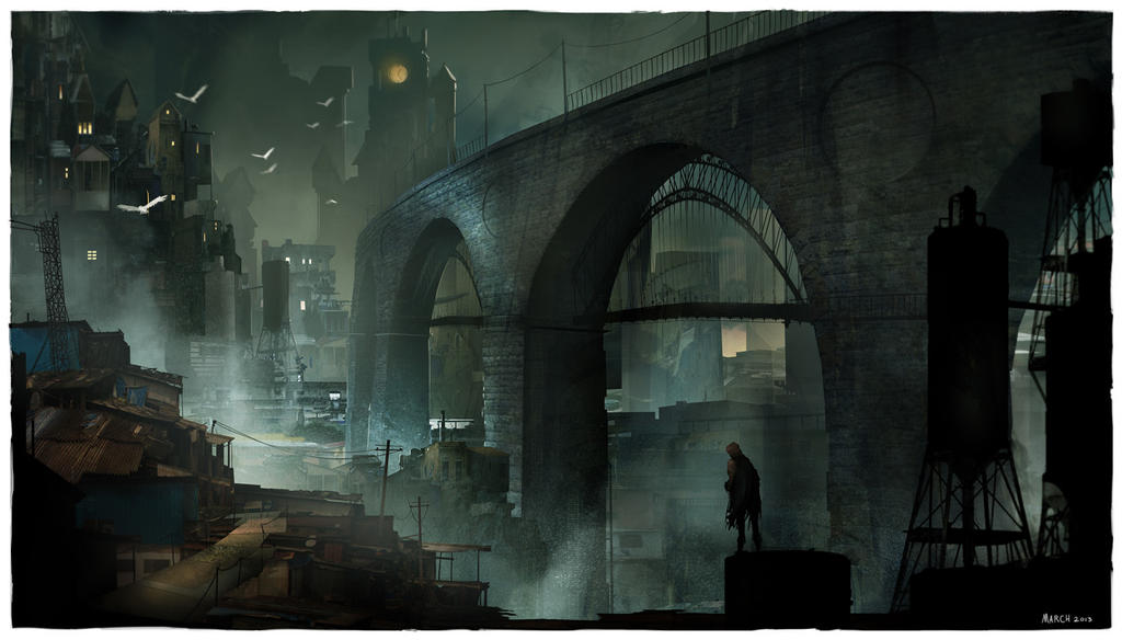 Arches by JohnoftheNorth