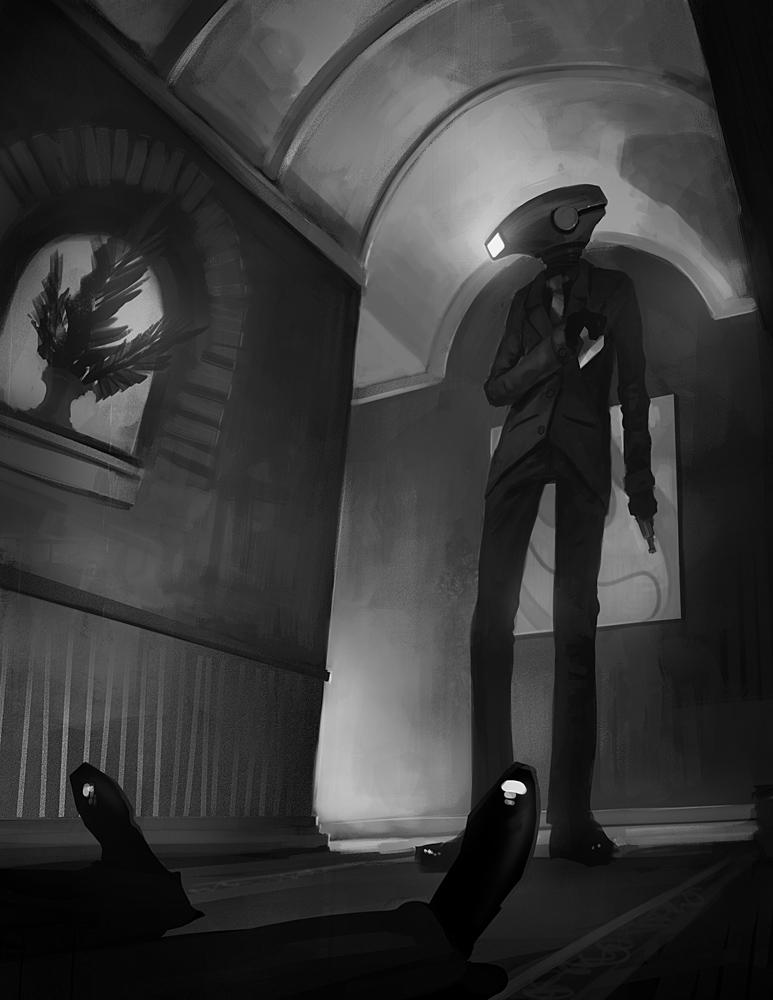 Assassin by JohnoftheNorth