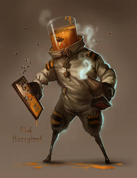 Professor Honeyhead