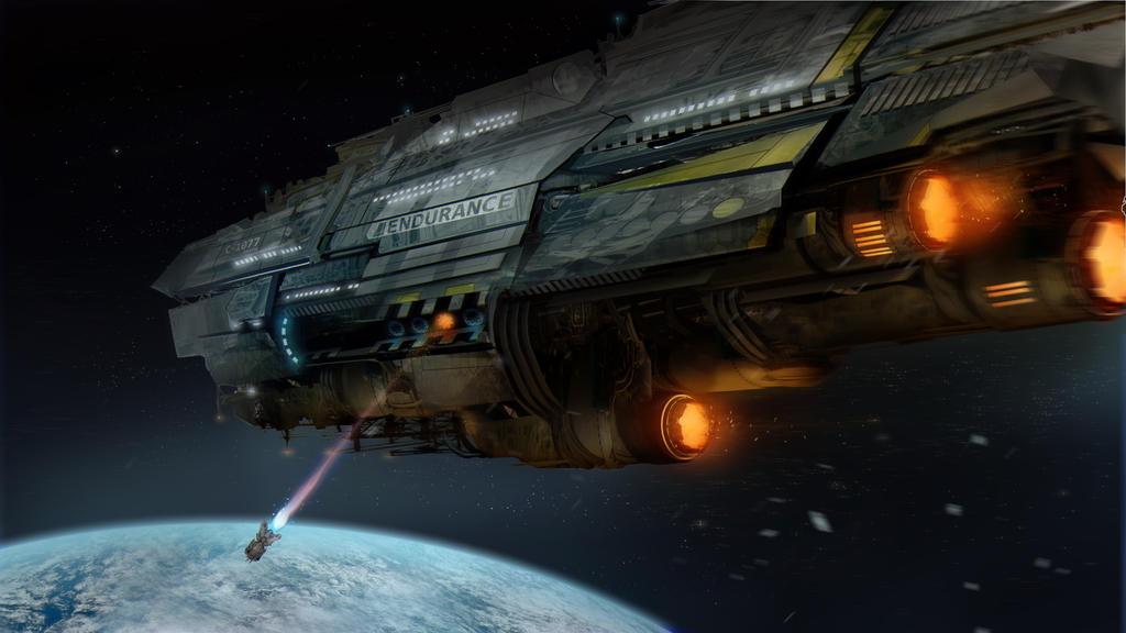Endurance Key Launch by JohnoftheNorth