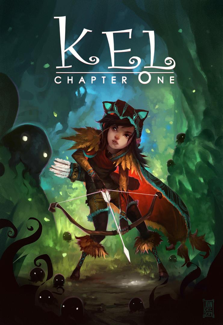 Kel by JohnoftheNorth
