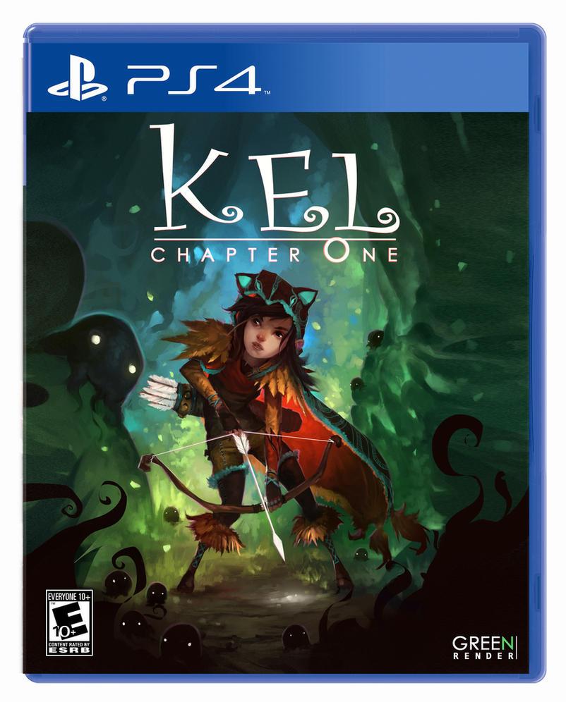 Kel PS4 by JohnoftheNorth