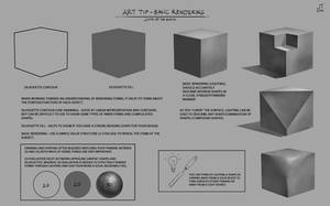 Art Tip - Basic Rendering by JohnoftheNorth