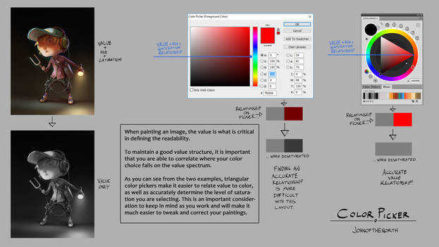 Art Tip - Color Picker