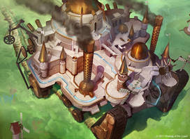 MtG - Unstable - Secret Base by JohnoftheNorth