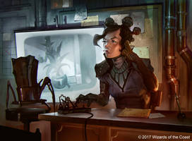 MtG - Unstable - S.N.E.A.K. Dispatcher by JohnoftheNorth
