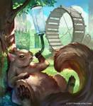 MtG - Unstable - Squirrel