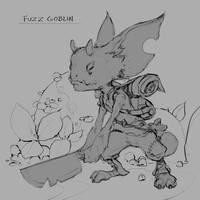 Fuzz Goblin by JohnoftheNorth