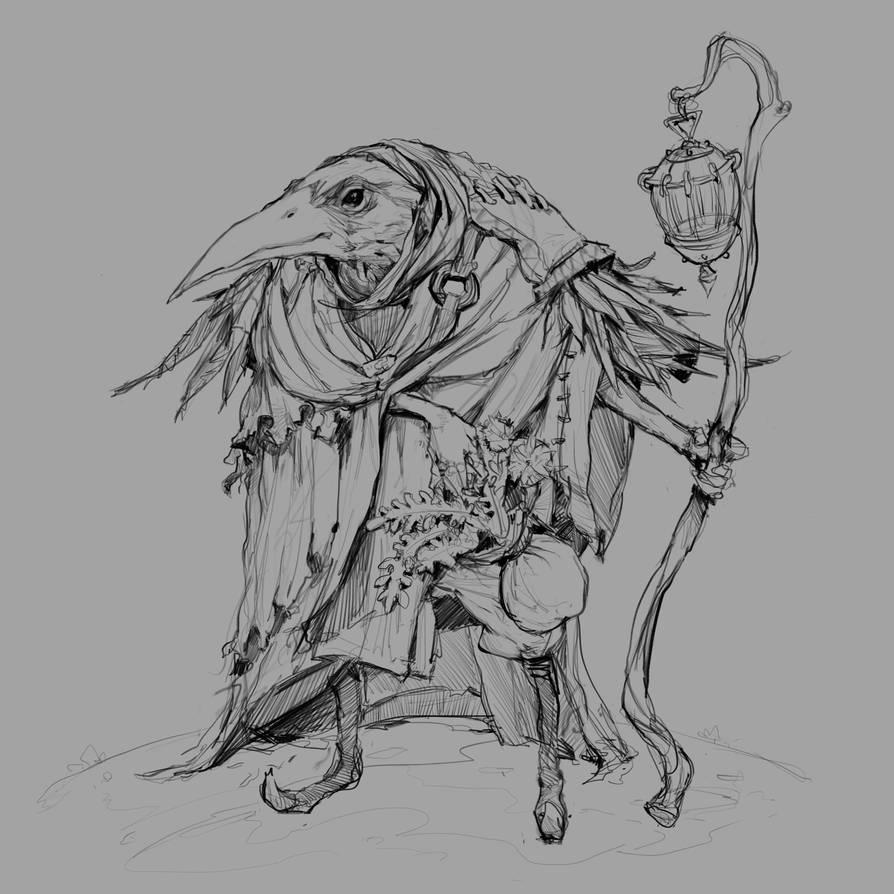 Bird Doctor by JohnoftheNorth
