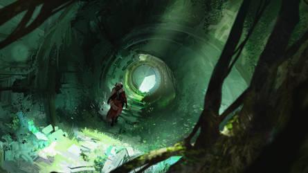 Tunnel Ruin