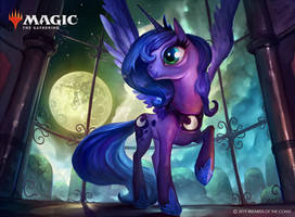 Magic the Gathering - Luna