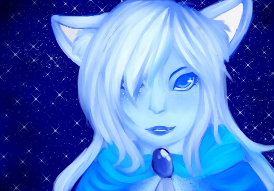 Luna by EveOfNight