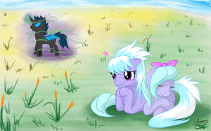 Special somepony Cloudchaser