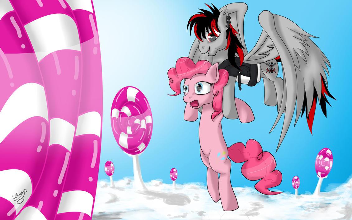 Surprise!! pinkie! by Unnop64