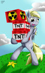 Now Be very careful Derpy!!