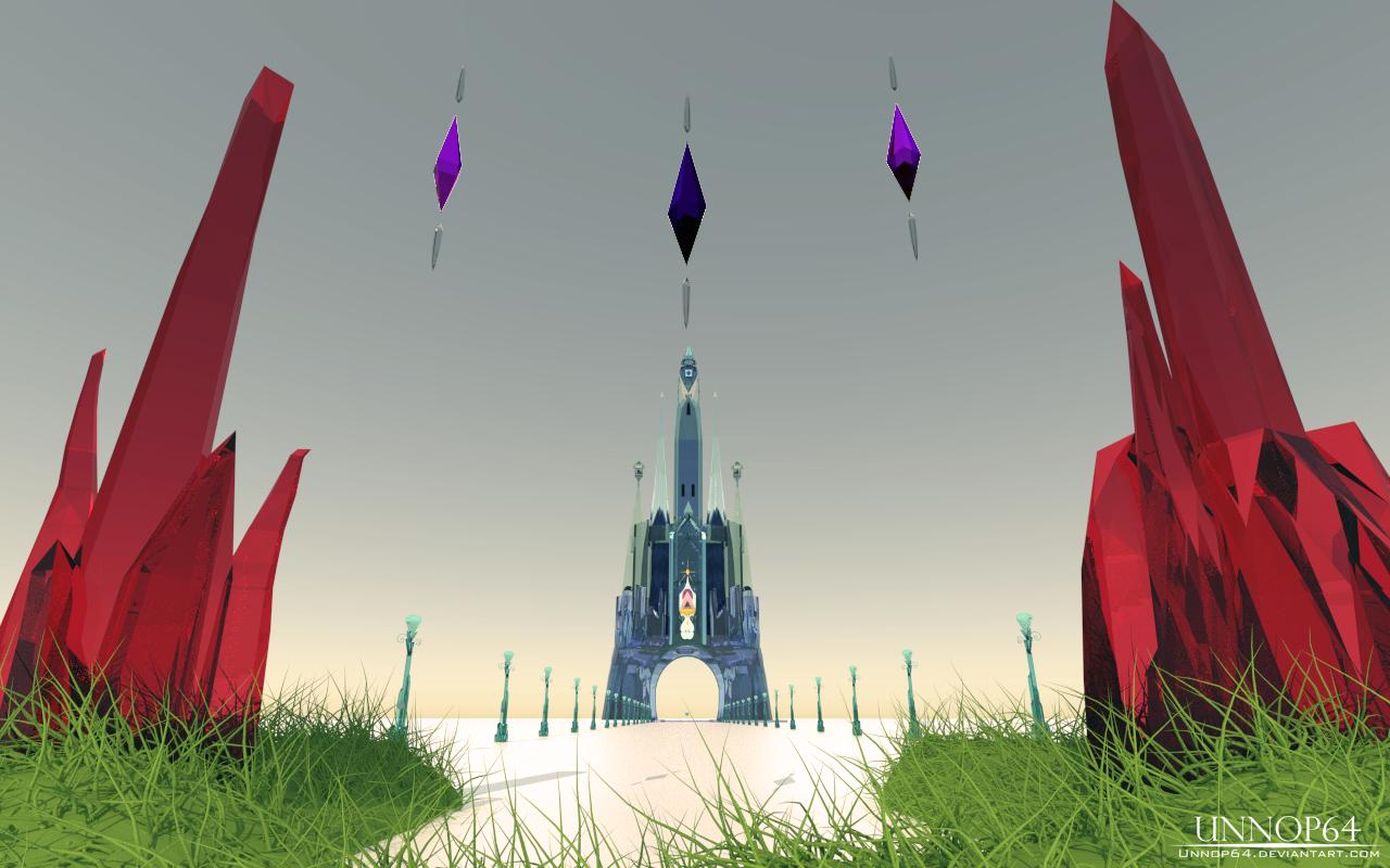 The Crystal Empire 3D - MLP