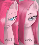 OLD vs NEW Pinkamena