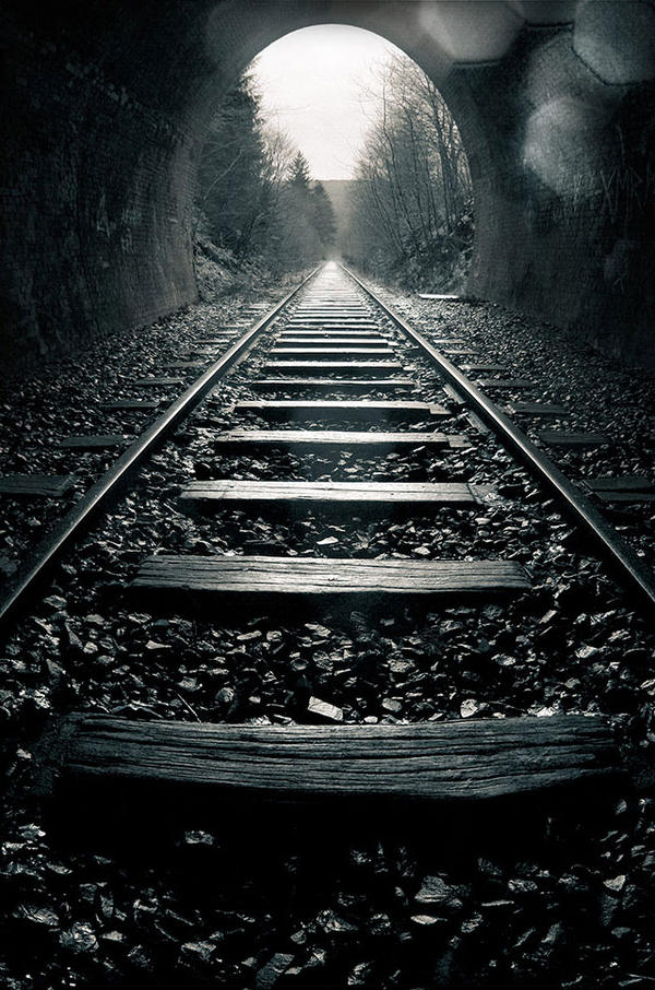 Fear of the dark by fichti