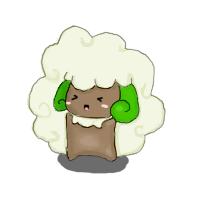 Whimsicott is cute by Frost-New-Gen