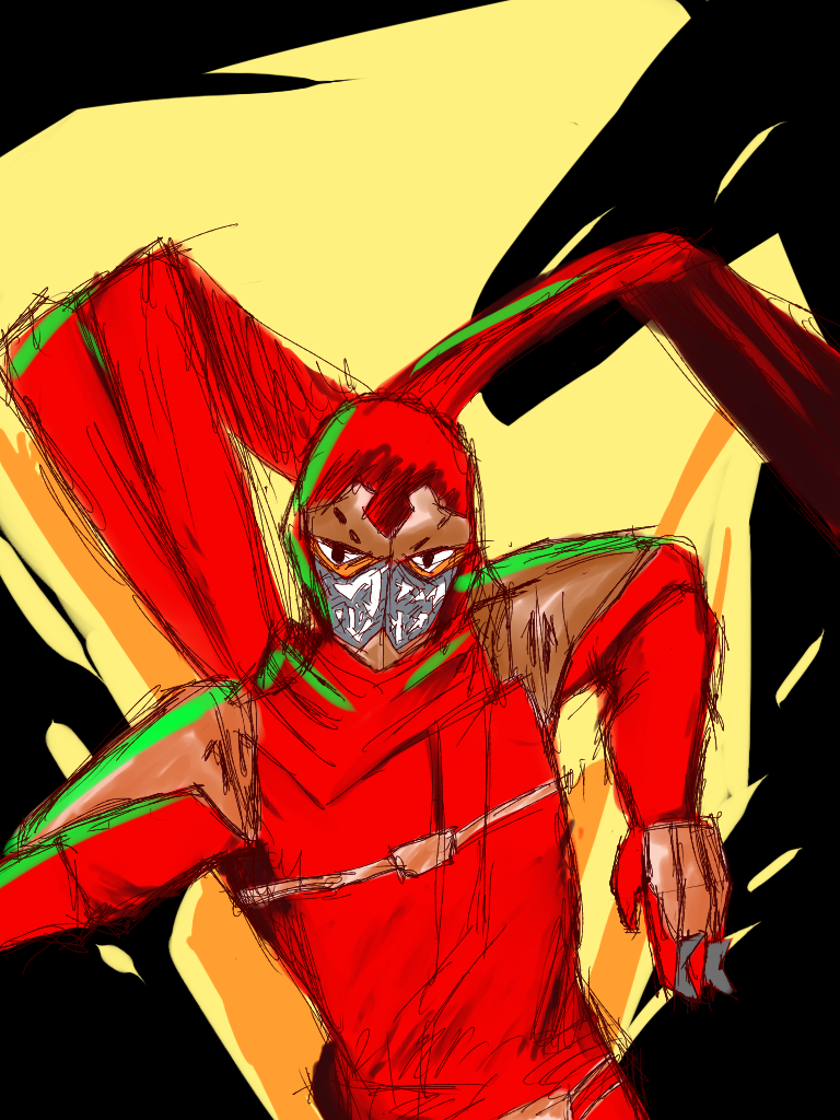 Ninja korosu beshi by Frost-New-Gen