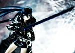 Dark Blue Sword