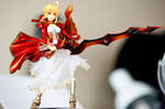 Red Saber in my room