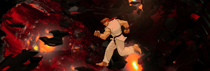 Ryu by Klydee